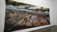 This major exhibition of British artist Grayson Perry at the Serpentine Gallery in London was bloody fantastic.