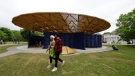 Here's the striking sight of the Serpentine Pavilion 2017, as designed by Francis Kéré, the seventeenth architect to accept the Serpentine Galleries' invitation to design a temporary Pavilion in its […]