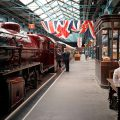 Steam locos, memorabilia, a stuffed dog and much more at the wonderful Railway Museum in York