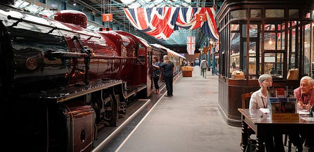 Last month I finally got to visit the fabulous Railway Museum in York, a veritable cornucopia of railway history, stuffed full of historic locomotives, carriages, rolling stock and railwaymemorabilia. Incredibly, […]