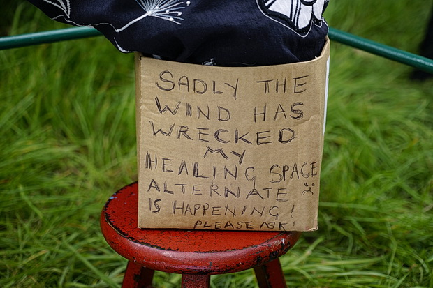 Green Gathering 2017 in photos - scenes around the festival site