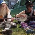 Green Gathering 2017 in photos: musicians and performers, Chepstow, Wales, August 2017