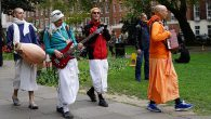 They've been seen (and heard) percussin' and chantin' their way around Soho Square in central London for decades, but back in the day the Hari Krishna gang were all about […]