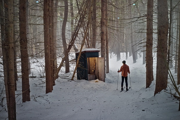 Stunning cinematic scenes: Gregory Crewdson's 'Cathedral of the Pines' at the Photographers' Gallery, London