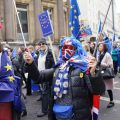 In photos: thousands take to the streets at Leeds anti-Brexit protest, Sat 24th March 2018