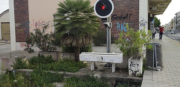Serving the coastal town of Alghero in northwestern Sardinia, this small terminus stationoffers daily trains to Sassari in the east.