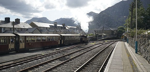 Here's some photos from a recent visit totheslate miningtown ofBlaenau Ffestiniogin north Wales, with our day trip taking in a journey on the Ffestiniog Railway to Tan-y-Bwlch and back.