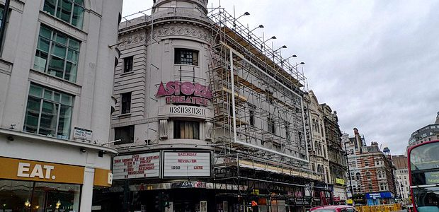 Here's a selection of London scenes photographed over a decade ago. Above, you can see the much-missed Astoria Theatre which was cruelly flattened to make way for CrossRail. Read more […]