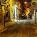 In photos: Exarchia, Athens at night - street scenes, bars, street art and landscapes