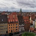 In photos: Nuremberg architecture, castle, squares and street scenes