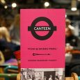 Last night we went along to the launch of Canteen, a new cafe/bar inside the London Transport Museum, overlooking Covent Garden Piazza.