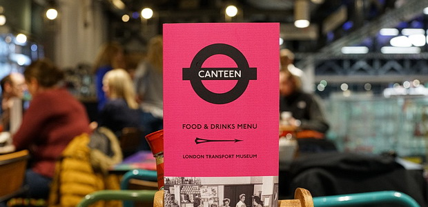 In photos: London Transport Museum opens Canteen, a new cafe/bar in the heart of Covent Garden