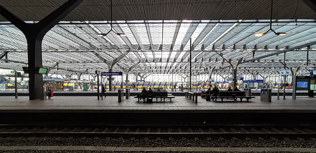 In photos: A look around The Hague and the striking architecture of Rotterdam Centraal railway station