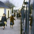 Railway archive photos - the Cardiff to Coryton branch line in the 1960s