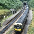 Cefn Onn Halt, Cardiff - nine historic photos by Rob Masterman