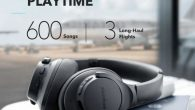 Recently, I've been embarking on long journeys in noisy cars, vans, planes and trains and wanted to find some noise cancelling headphones that would cut out some of the racket […]