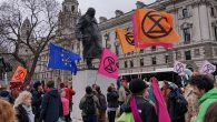 Hundreds of Extinction Rebellion activists filled Parliament Square yesterday, after marching from Russell Square. Joining forces with Parents for Futures and others, the march was to highlight the inaction on […]