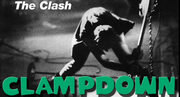 As London approaches lockdown, it's time to play Clampdown by The Clash