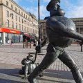 Dundee photos: Desperate Dan, street scenes, architecture and Tunnocks