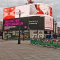 Deserted London: the empty streets of Soho, Leicester Square, Piccadilly Circus and Trafalgar Square, June 2020