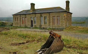 In photos: abandoned Marazion station in Cornwall - archive photos from 2005