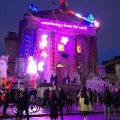 The incredible Tate Britain light installation celebrating Diwali - in photos