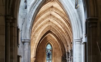 In photos: A look inside Southwark Cathedral by London Bridge