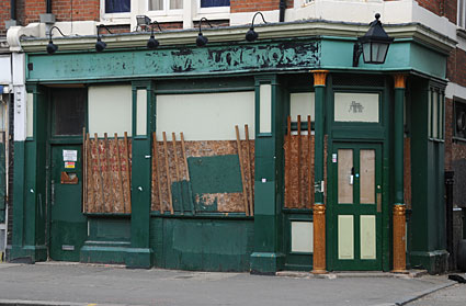 DUKE OF WELLINGTON, 170 Acre Lane, Brixton, London, SW2 5U