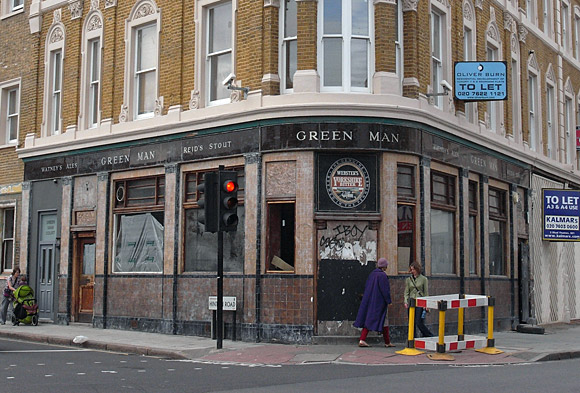 Green Man pub, Loughborough Junction