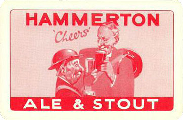 HAMMERTON BREWERY, London SW9