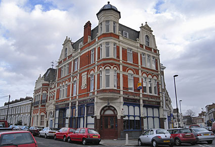 LOUGHBOROUGH HOTEL, 39 Loughborough Road, Brixton, London SW9 7TB