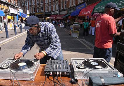 Brixton Splash street festival
