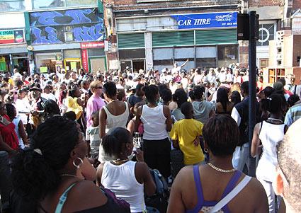 Brixton Block Party c/o Urban75.org