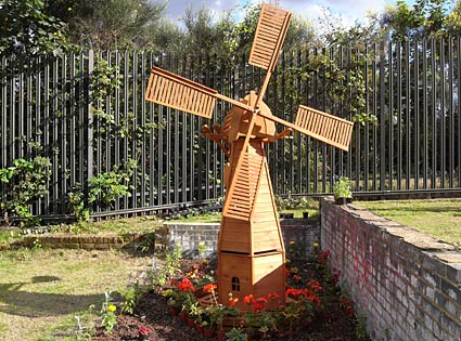 Wooden Windmill Plans