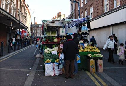 Brixton Christmas
