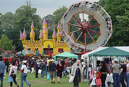 Lambeth Country Show, Brockwell Park, Herne Hill, London 17th-18th