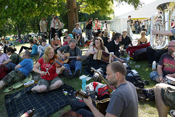 Photos of Lambeth Country Show, Brockwell Park, Herne Hill near Brixton, London, England 17th-18th July 2010