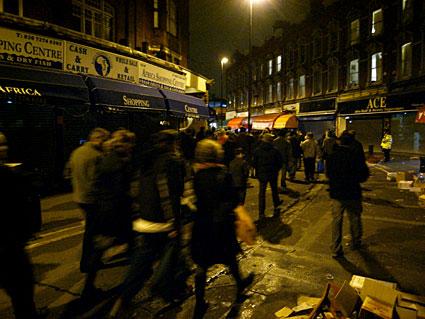 Brixton vigil to stab victim,Khalil Nasseri
