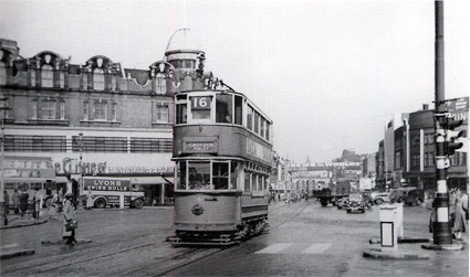 Brixton's trams - a history