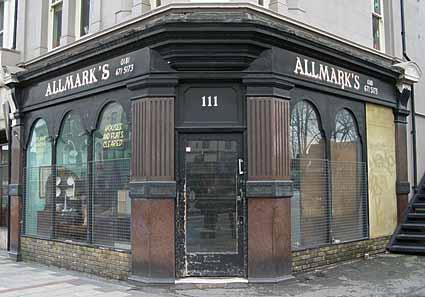 Allmarku0027s, 111, Brixton Hill, Brixton