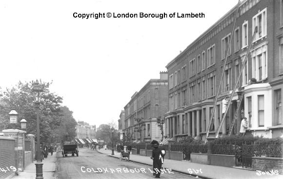 Lambeth London Borough Council
