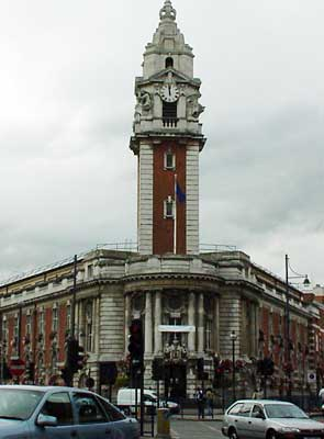 Lambeth Town Hall Brixton Historical Brixton Old And