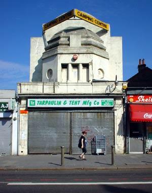 new style 4234e 118dc Old cinema, 101 Brixton Hill, Brixton, south London