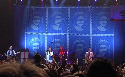 Sex Pistols at Brixton