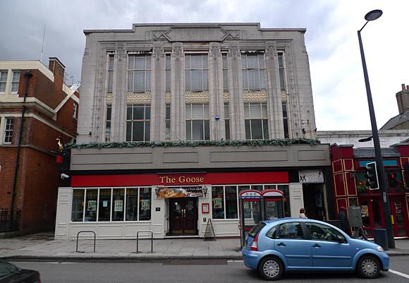 Streatham High Road Restaurants
