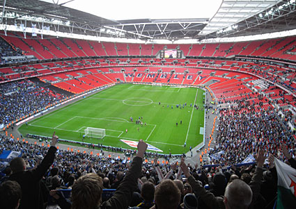 Cardiff City beat Barnsley at Wembley, FA Cup semi final
