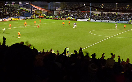 Cardiff 1 Plymouth Argyle 0 Championship December 28th