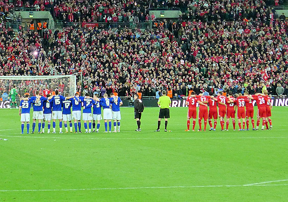 Carling Cup Final 2012, Cardiff City vs Liverpool (2-3 on pens), Wembley, London UK, Sunday Feb 26 2012