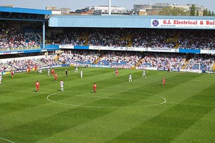 Qpr Stadium like QPR's stad...