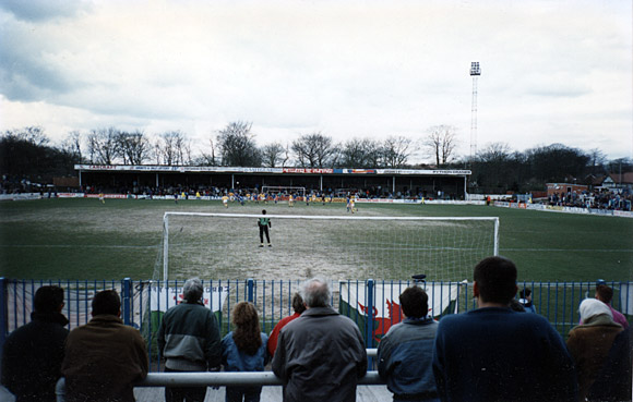 Not so great Cardiff City FC moments: Rochdale away, 1997